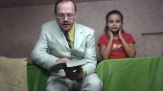 Папа читает Хроники Амбера