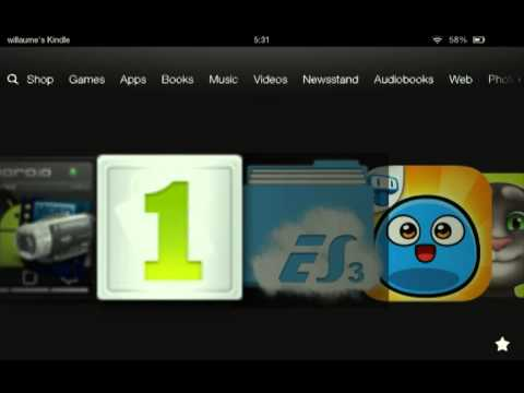 How to get Clash of Clans on Kindle Fire