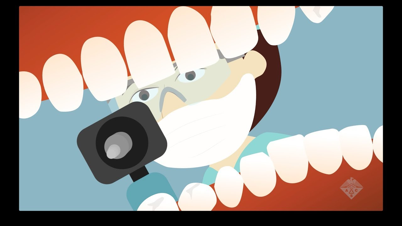 A Less Painful Root Canal?   Headline Science