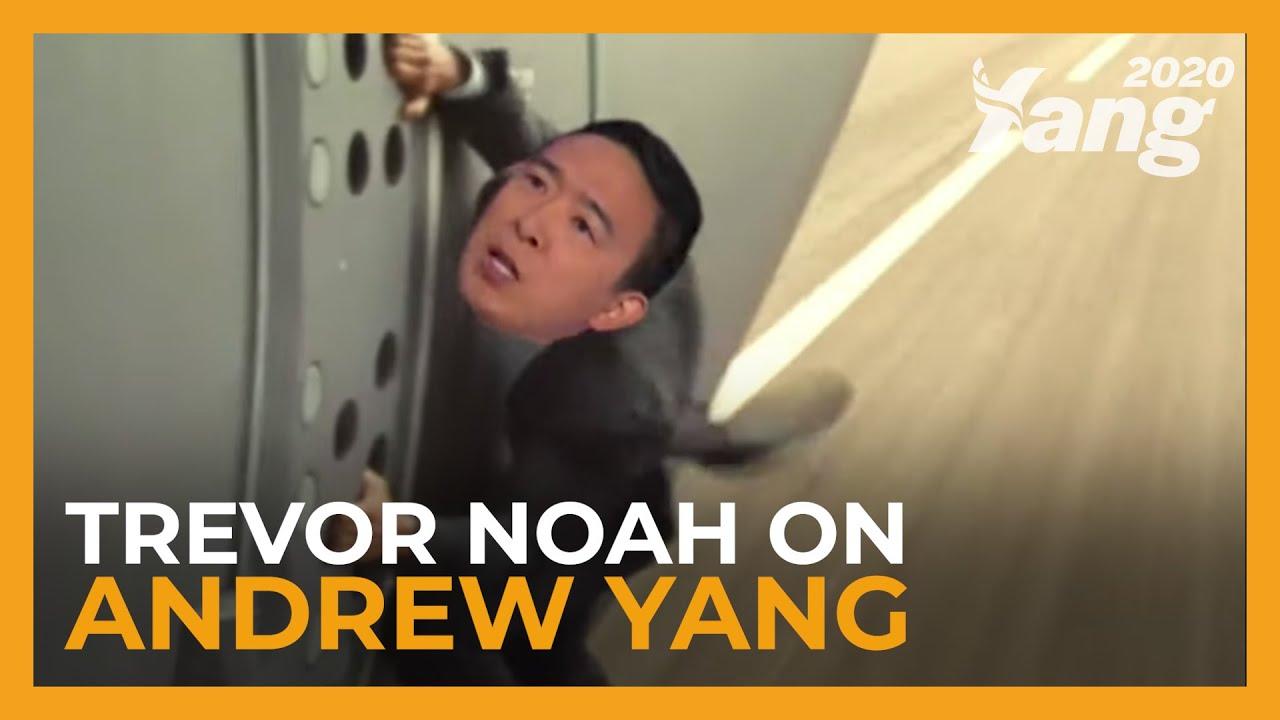 Download Trevor Noah on Andrew Yang