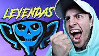 TORNEO DE YOUTUBERS DE FORTNITE 2 | Robleis #LeyendasDeFortnite