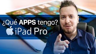 ¿Qué apps tengo en mi iPad Pro? Octubre 2017