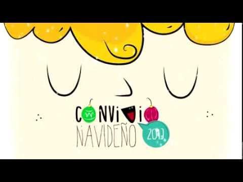 Invitación Convivio Navideño Crux Del Sur 2013 Youtube