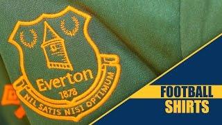 Everton 2015-16 Umbro Third Shirt Review - Football-Shirts.co.uk