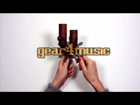 Wooden Agogo  Gear4music