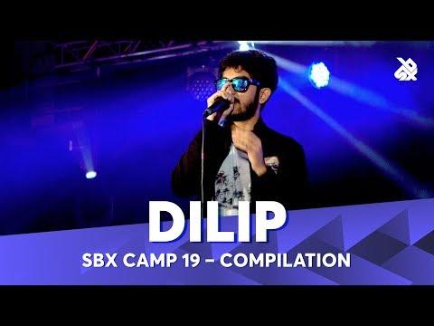DILIP   SBX Camp Student Solo Battle 2019 Champion