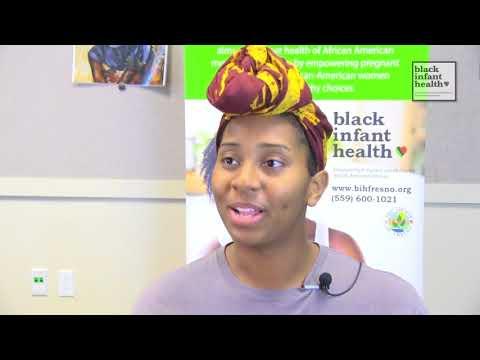 Black Infant Health, Fresno:  Destiny Parchment's Story Part 2-wk12