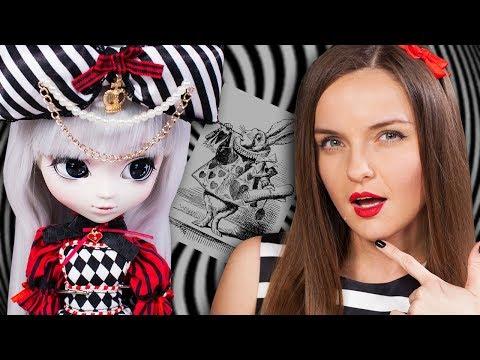 НОВЫЙ глазной МЕХАНИЗМ! Pullip Optical Alice|Пуллип Оптическая Алиса в стране чудес|Распаковка|Обзор