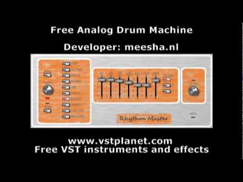 rhythm master drum machine