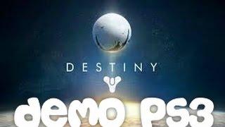 Destiny Demo PS3 Walkthrough