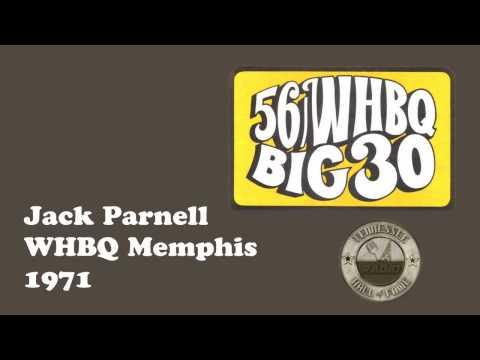 WHBQ Memphis TN Jack Parnell 1971