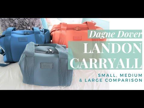 Dagne Dover Landon Carryall Small, Medium and Large Size Comparison thumbnail