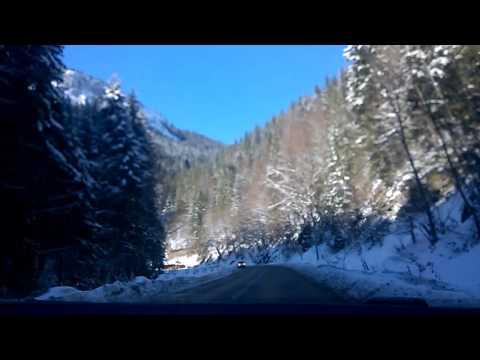 Trip on Cheile Bicazului Romania