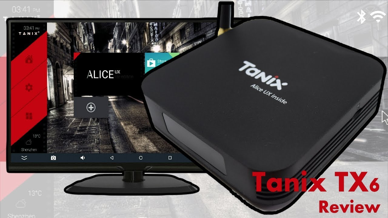 Tanix TX6 Android '9 0 PIE' TV Box Review – The MXQ Project