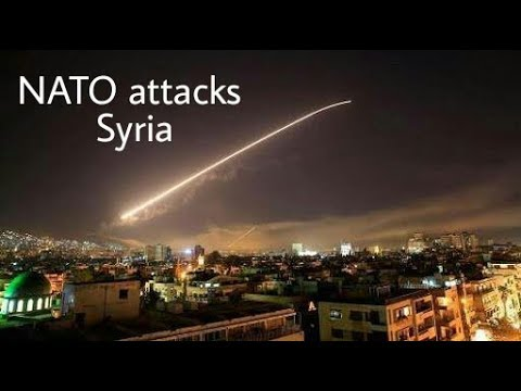 US and NATO attacks Syria