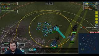 PHANTOM TO THE DEATH (or till your pc explodes) Supreme Commander: Forged Alliance