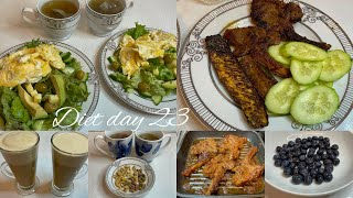 Diet Day 23 -  Loose weight fa…