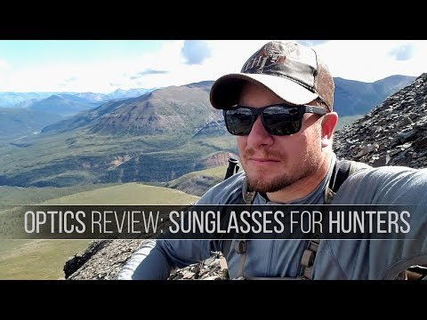 Hunting Optics Review: High-Quality Sunglasses by Skeleton Optics