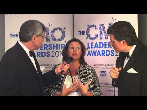 CMO Leadership Awards 2014 WellSpring Pharma Services