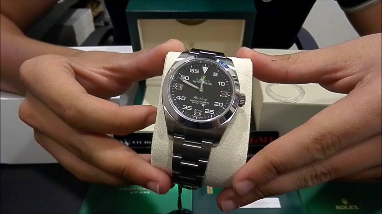 promo code eea28 0bc3c Rolex Airking 116900