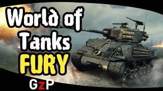 World of Tanks: Video Teasers FURY Bundles Roll Out Gameplay - PC