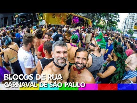 Melhores Blocos de Rua SP - Carnaval São Paulo