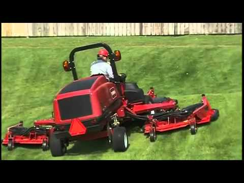 Toro Groundsmaster 174 5900 And 5910 16 Foot Wide Rotary