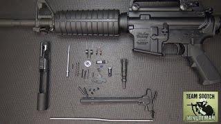 AR-15 Field Repair Kit