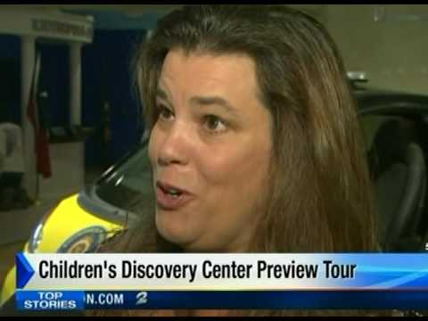 KPRC gets a sneak peek of the Fort Bend Children's Discovery Center