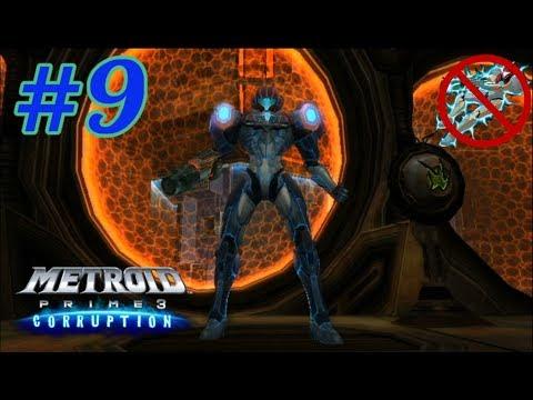 Metroid Prime 3: Corruption No Hypermode Challenge: Part 9 (Precautions)