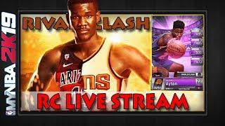 MyNBA2k19   RIVALS CLASH LIVE STREAM   #1 Ayton (Suns) vs #2 Bagley (Kings)   BEAR DOWN!!  