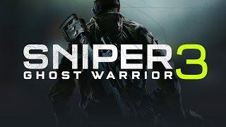 Sniper: Ghost Warrior 3 - Let's Play Playthrough / Walkthrough Singleplayer Gameplay