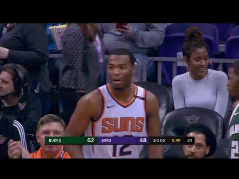 Milwaukee Bucks vs Phoenix Suns Full game Highlights + OVERTIME Nov 22, 2017 | NBA Season 2017 18