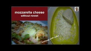 how to make #Mozzarella Cheese #Pizza Cheese
