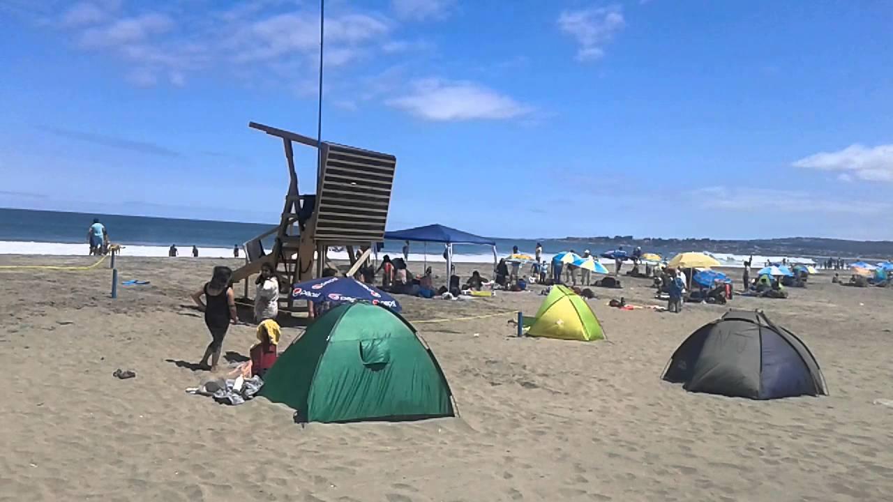 Estudiano en la playa cartagena santiago de chile youtube for En zacatecas hay playa