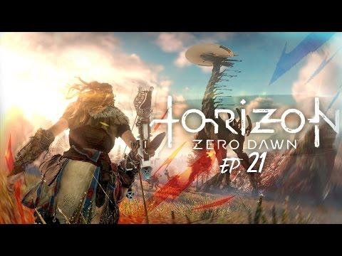 MISTRZ OGNIA | Horizon: Zero Dawn [#21]