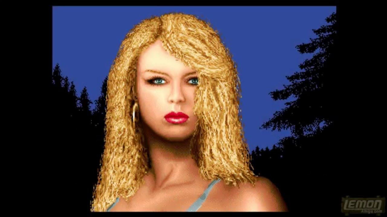 Entity (Amiga) - A Playguide and Review - by LemonAmiga com