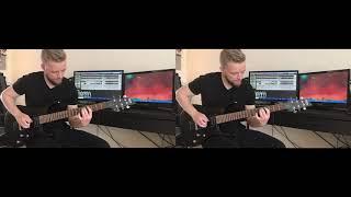 Ocean of Apathy - August Burns Red (Instrumental Guitar Cover)