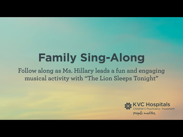 Support Your Child's Brain Development With This Sing-Along