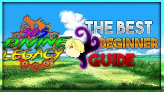 Things you need to know about Seven Deadly Sins: Divine Legacy | Roblox Guide