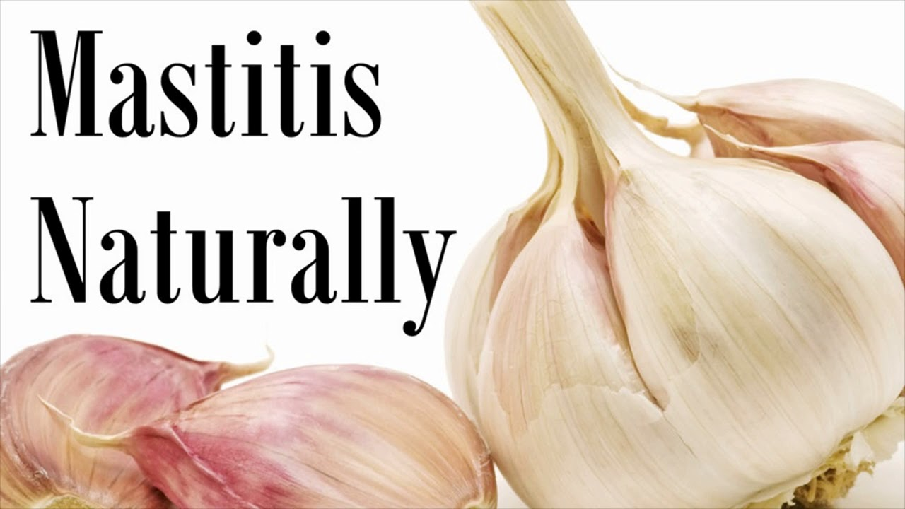 Natural remedies for breast infection