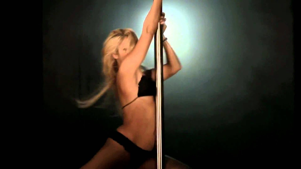 Strip pole dancing to happy song - 3 part 6