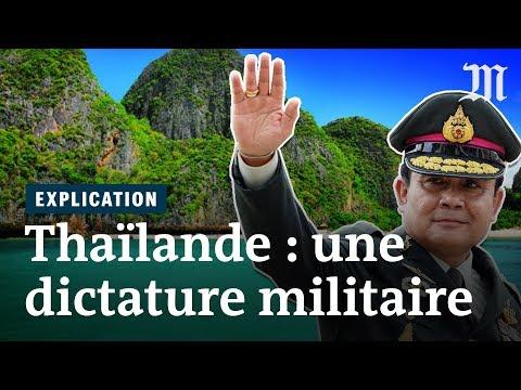 Comment la Thaïlande est redevenue une dictature militaire