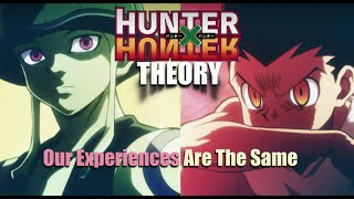 Hunter x Hunter THEORY: Gon and Meruem - Parallel Journeys