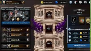 Darkness Rises l Evento l Challenger Tower l ¿De qué trata y cómo acabarlo?