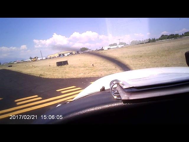 7Jul18 Takeoff C172R