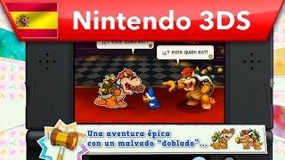 Mario & Luigi: Paper Jam Bros. - Dos Marios son mejor que uno (Nintendo 3DS)