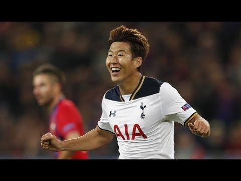 Heung-Min Son | Amazing Skill Show | Tottenham 2016-17 (HD)