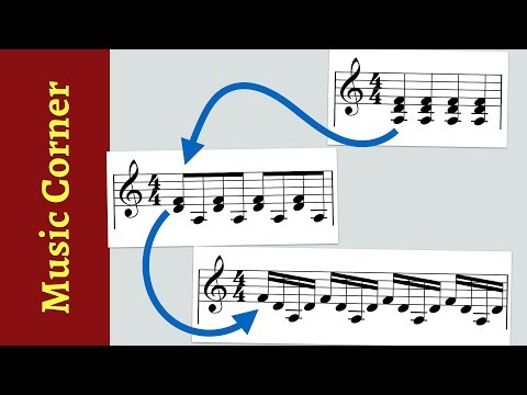 Music Theory: Rhythmic Energy at the Piano | Create Musical Energy with Patterns | Music Corner