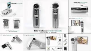 5mp digital video camera ultra compact dv camcorder